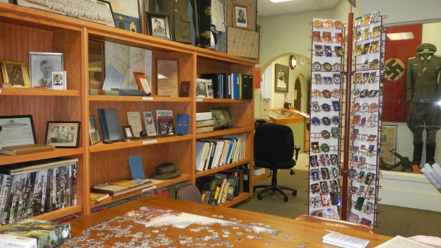 Some volunteers put 1000-piece puzzles together. The conference table works fine for that!